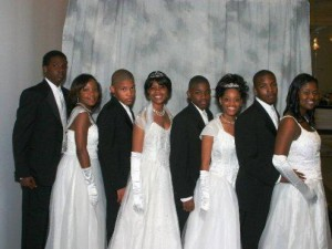 True Light\'s 2007 Cotillion Debs & Escorts