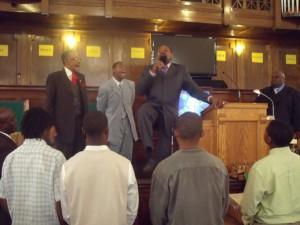 Pastor Speaks...